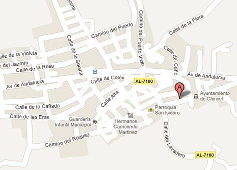 Enlaza con google maps