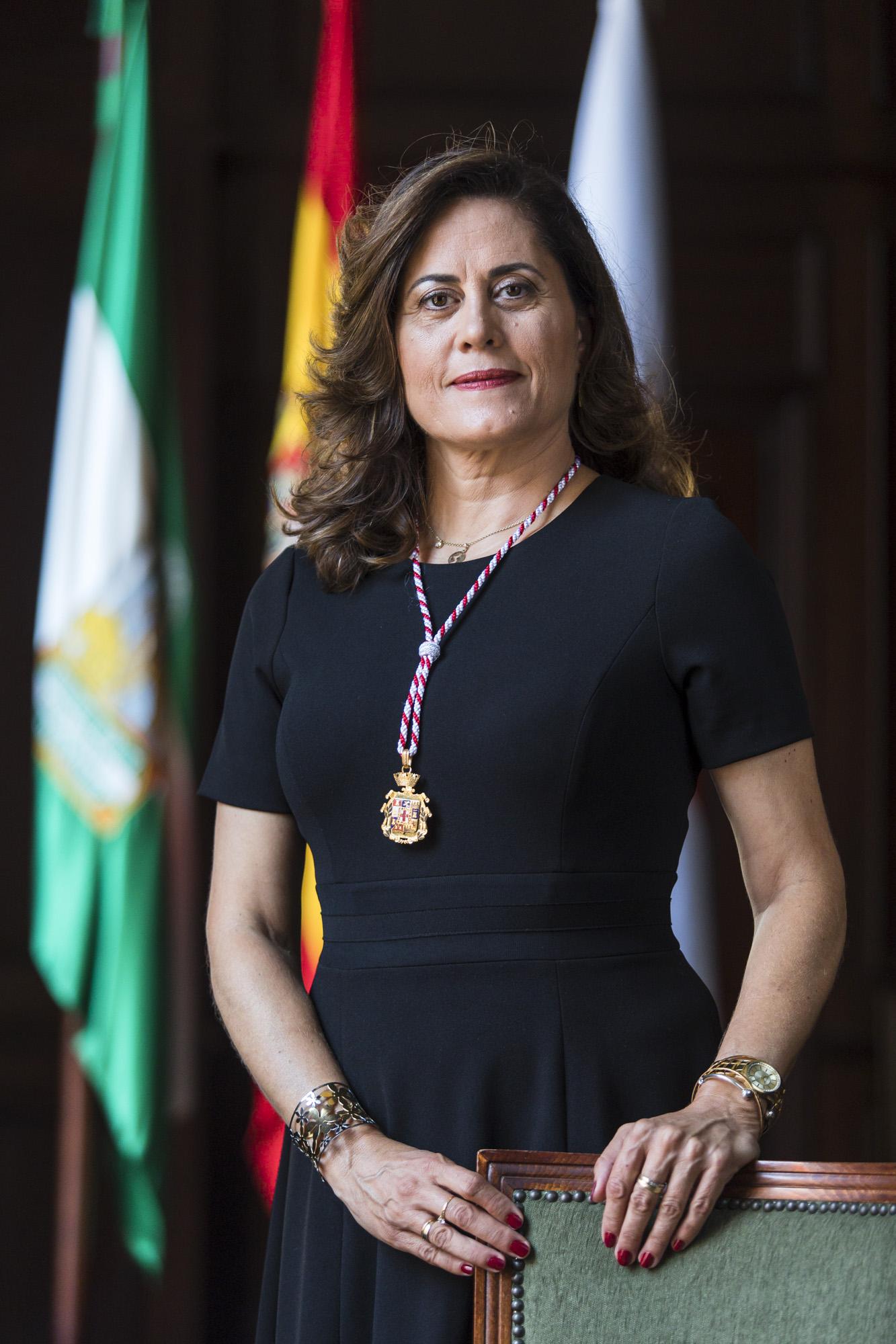 Carmen María Aguilar Carreño