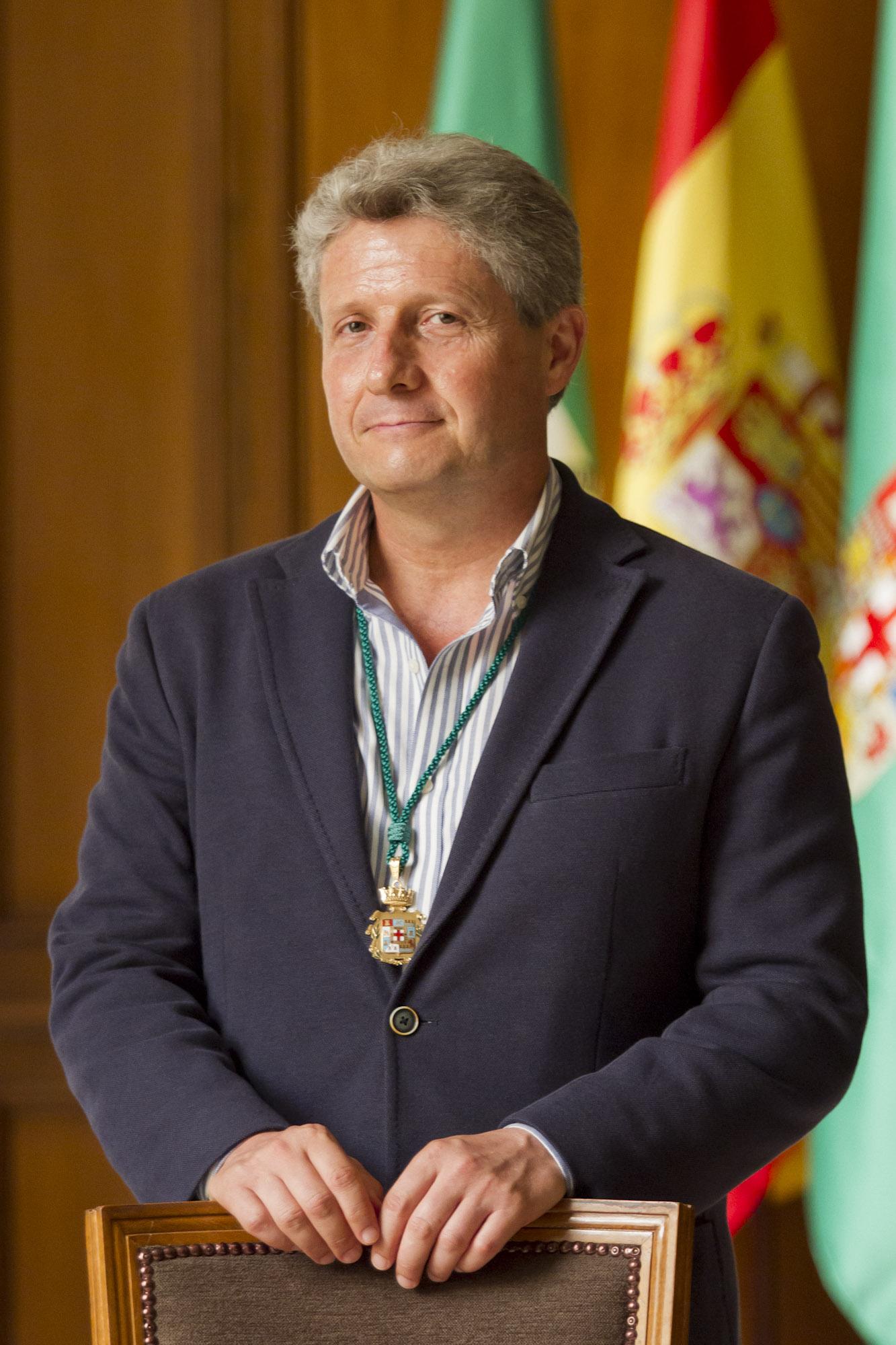 Roberto Jesús Baca Martín
