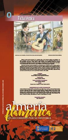 Panel creditos flamenco