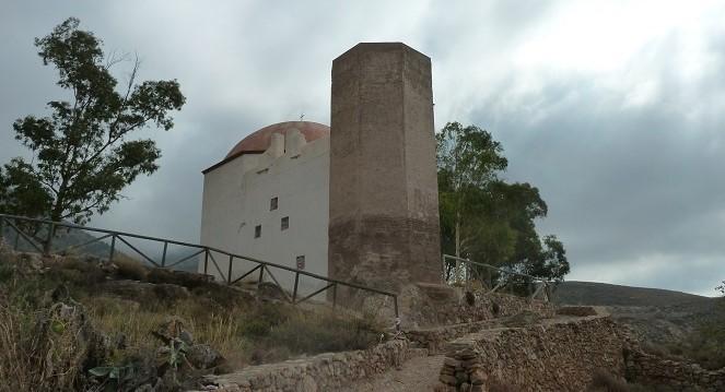 Torre nazarí siglo XIV ©María Navarro
