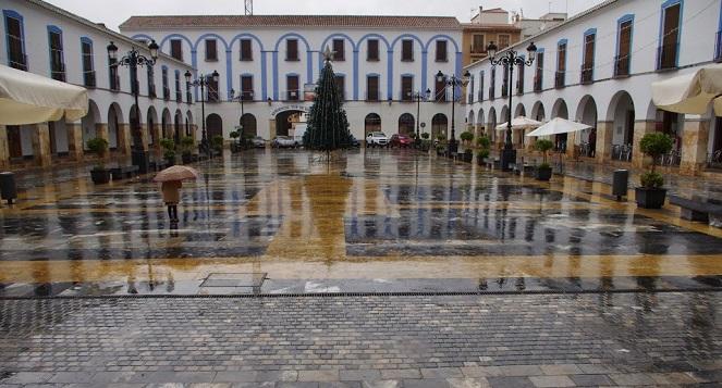 Casco histórico Berja © José Ángel Fernández