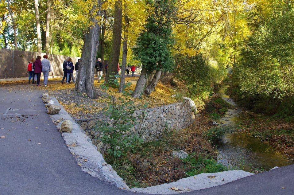 Camino de Benecid. Fondón © Fotografía José Ángel Fernández