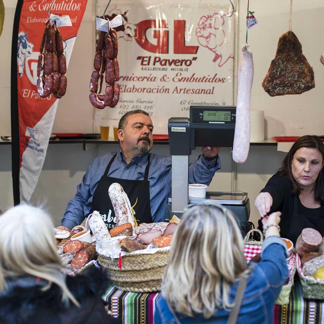 Carnicería Y Embutidos El Pavero