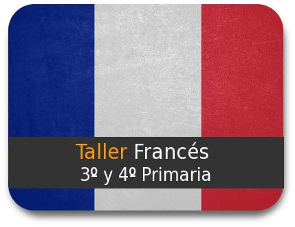 Francés 3º y 4º Primaria