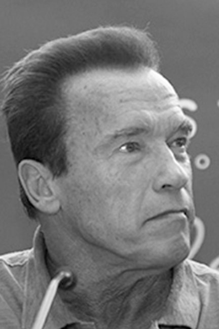 2014 | Arnold Schwarzenegger