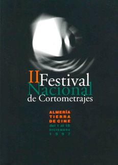 II Festival Nacional Almería Tierra de Cine | 1997