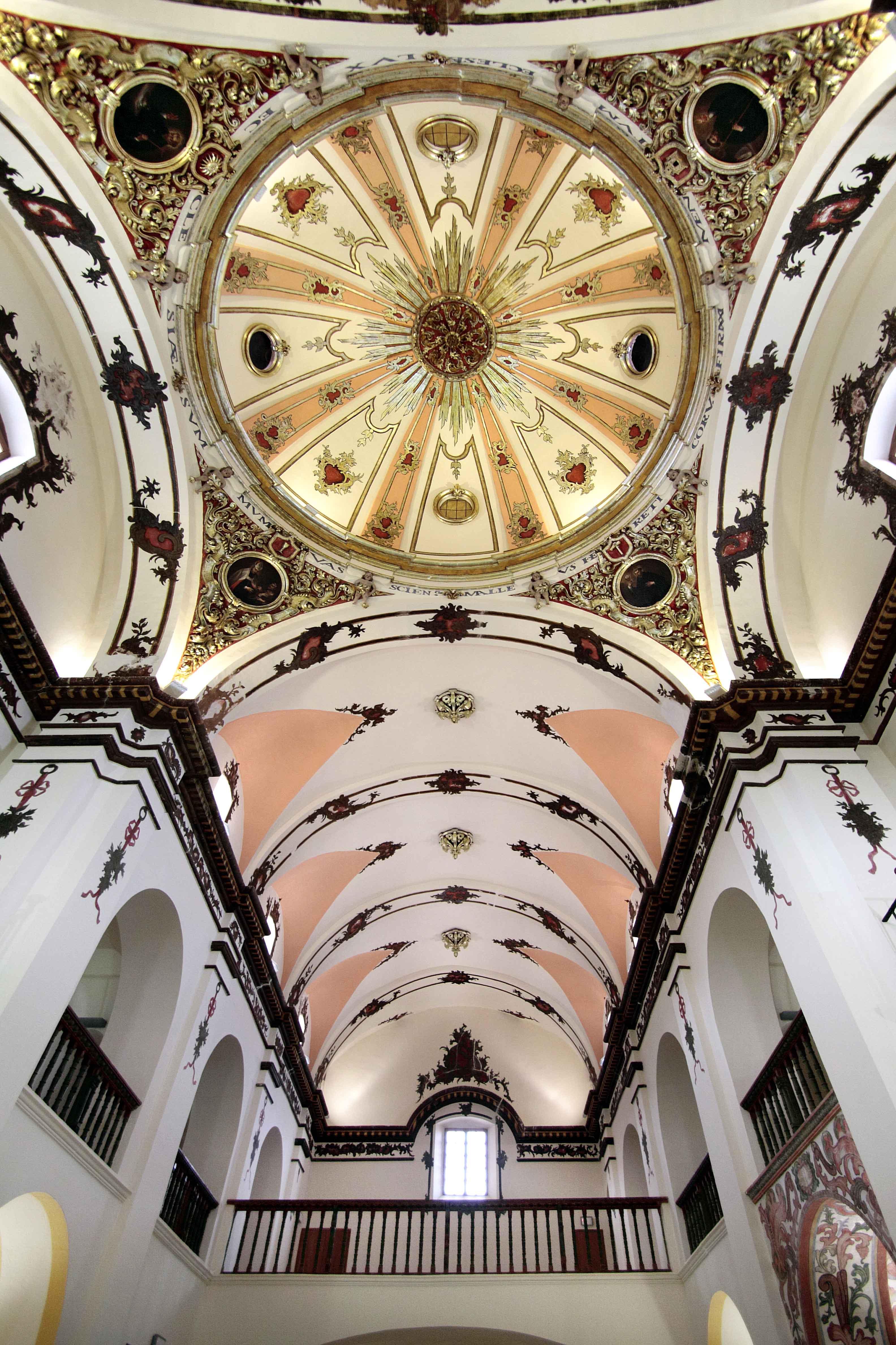 Iglesia convento de los Agustinos de Huécija. © Fotografía: Pako Manzano
