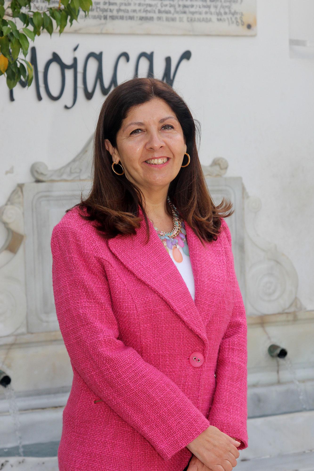 Rosa María Cano - Ayuntamiento de Mojácar