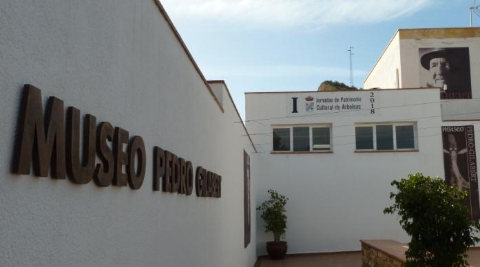 Museo Pedro Gilabert. Arboleas ©M Navarro