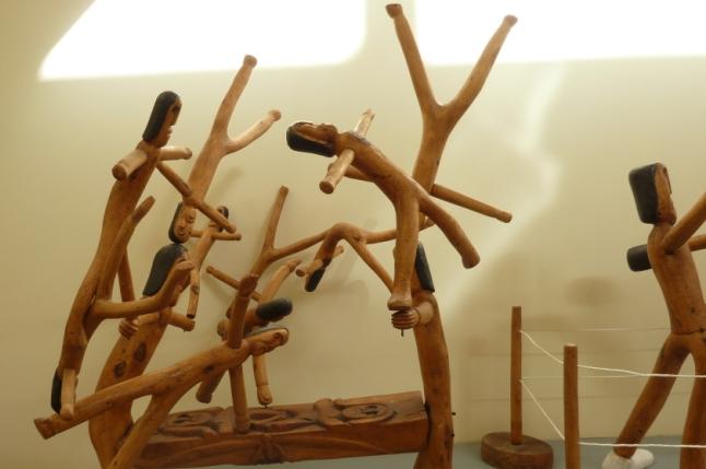 Equilibristas de Pedro Gilabert  ©M Navarro