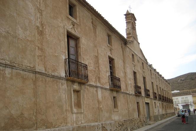 Palacio del Almanzora. Cantoria  ©M Navarro