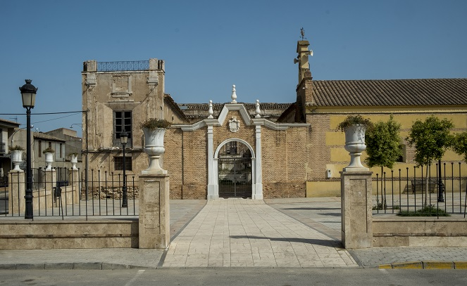 Palacio del Almanzora. Cantoria © Paco Bonilla