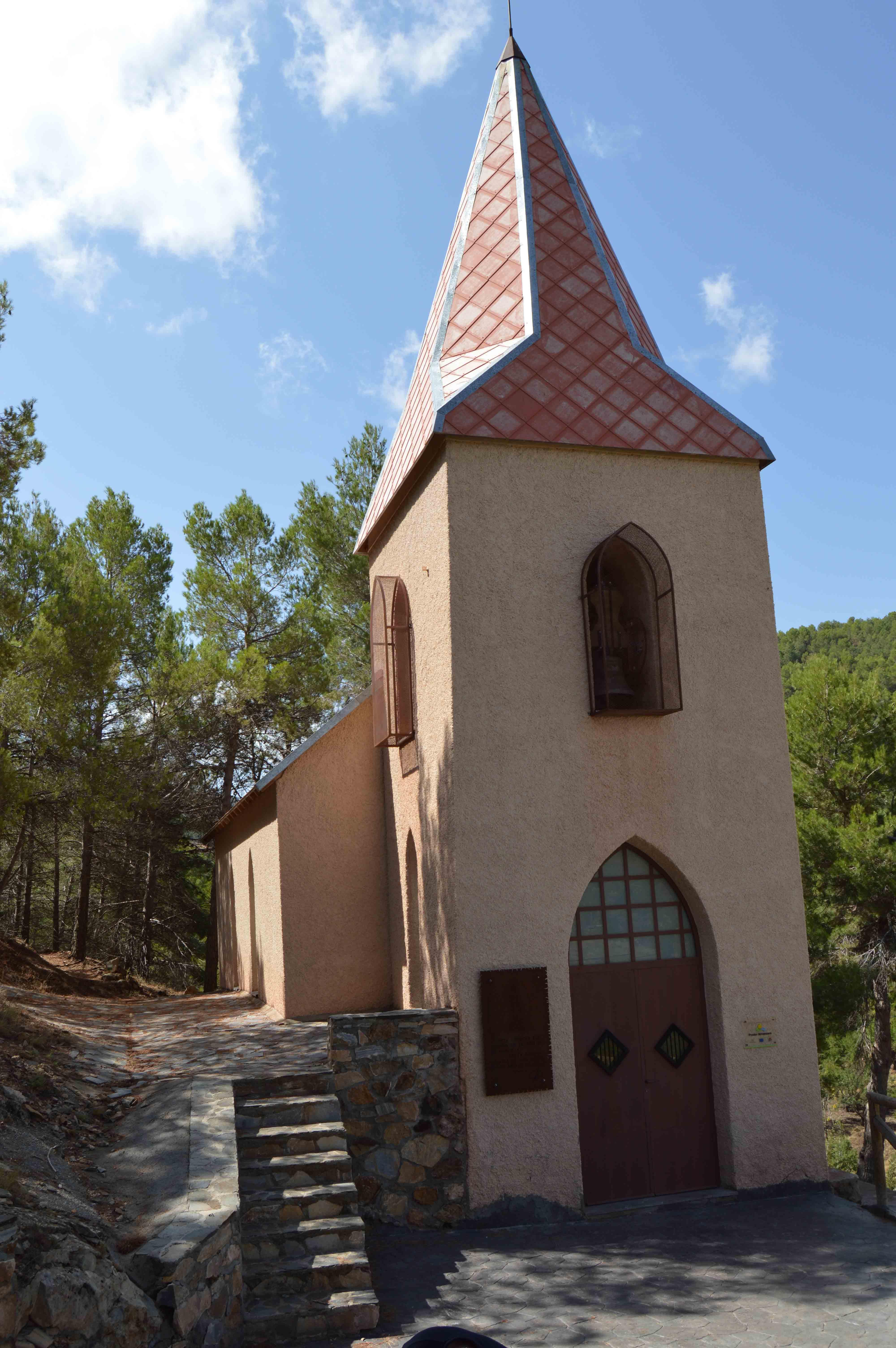 Ermita de Santa Bárbara © Fotografía: Alfonso Ruiz