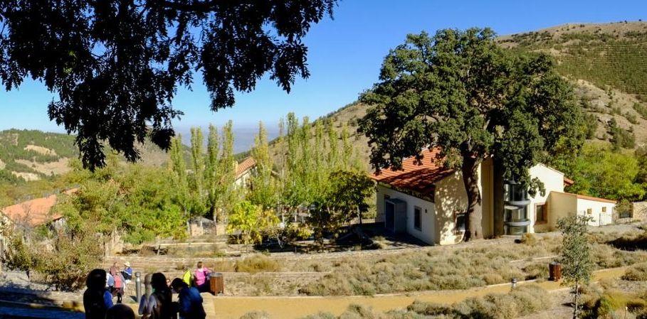 Poblado minero de Las Menas (Serón) © Fotografía: Paco Bonilla