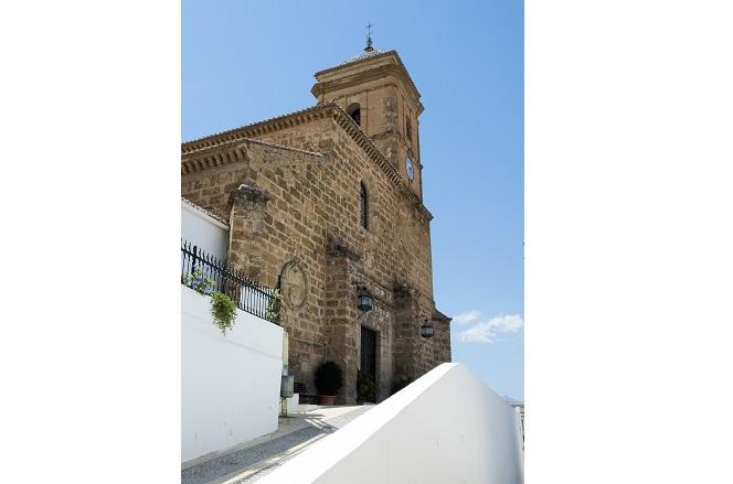 Iglesia de San Ginés Purchena© Paco Bonilla