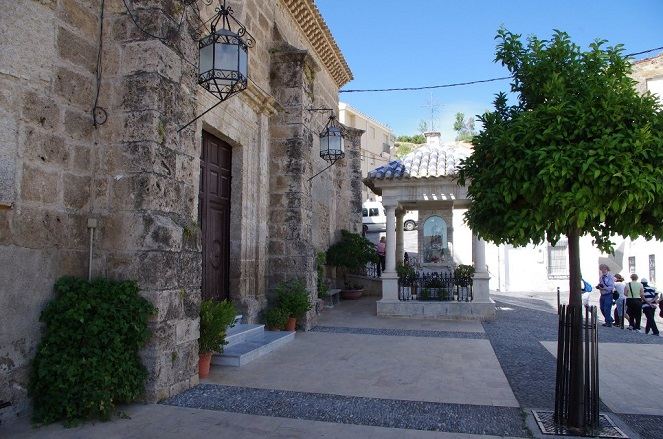 Iglesia de San Ginés Purchena © José Ángel Fernández