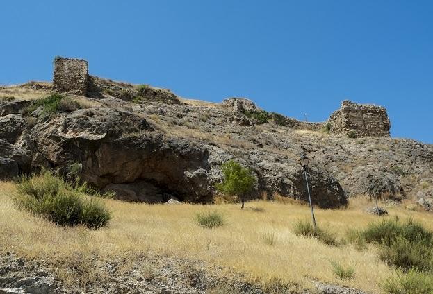 Restos antigua Alcazaba de Purchena © Paco Bonilla