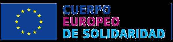 Logo Cuerpo Europeo Solidaridad