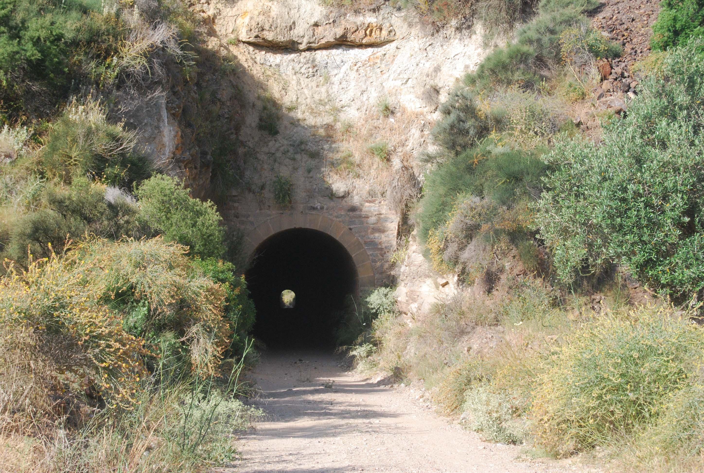 Túnel de Servalico © Fotografía: Paco Bonilla
