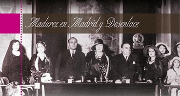 Panel 8 exposición Carmen de Burgos