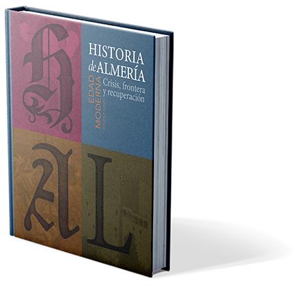 Portada libro Historia de Almería vol 3