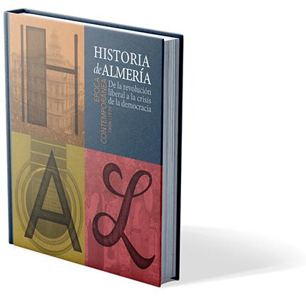 Portada del libro historia de Almería vol 4
