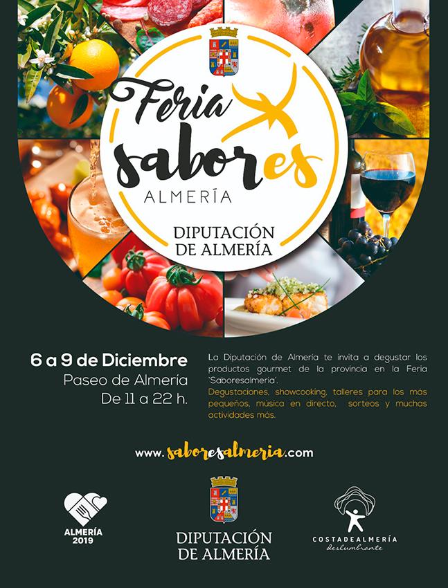 'Sabores Almería' convierte el Paseo en el epicentro de la agroalimentación provincial con su VI Feria