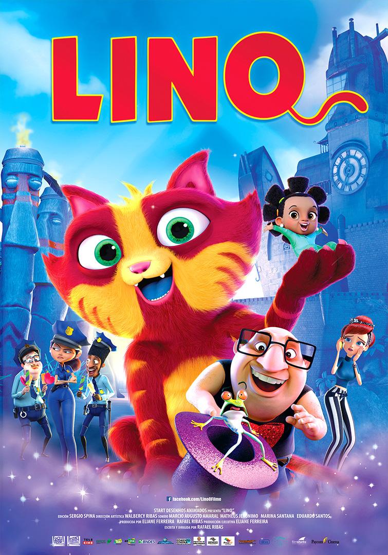 Fical para niños - Lino