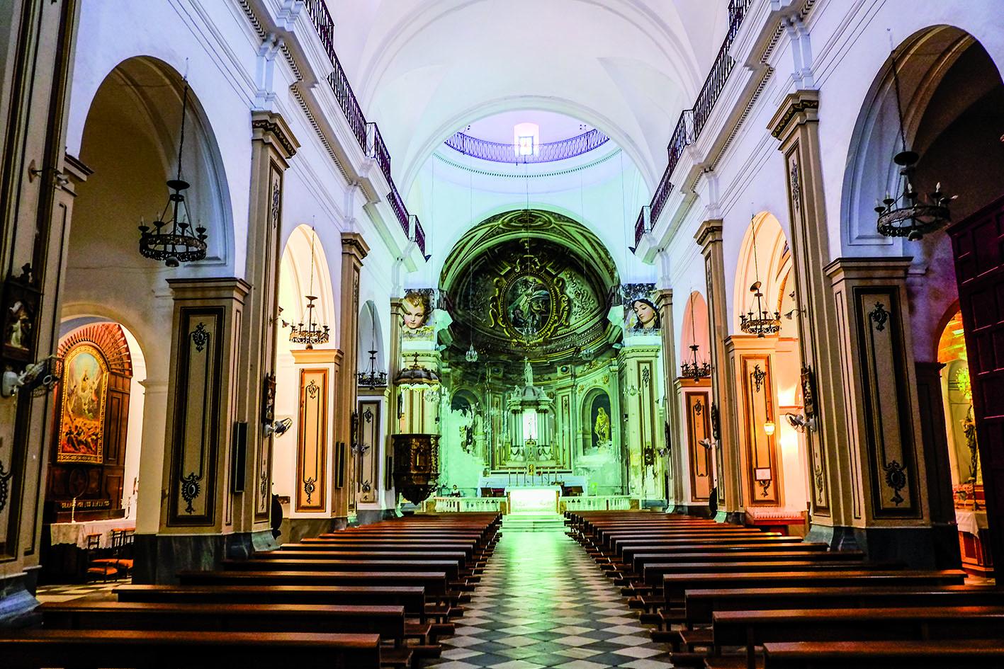 Vista del interior © Fotografía: Paco Bonilla