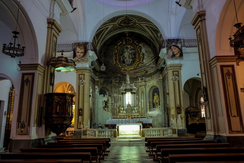Iglesia de la Encarnación en Cuevas del Almanzora © Fotografía Paco Bonilla