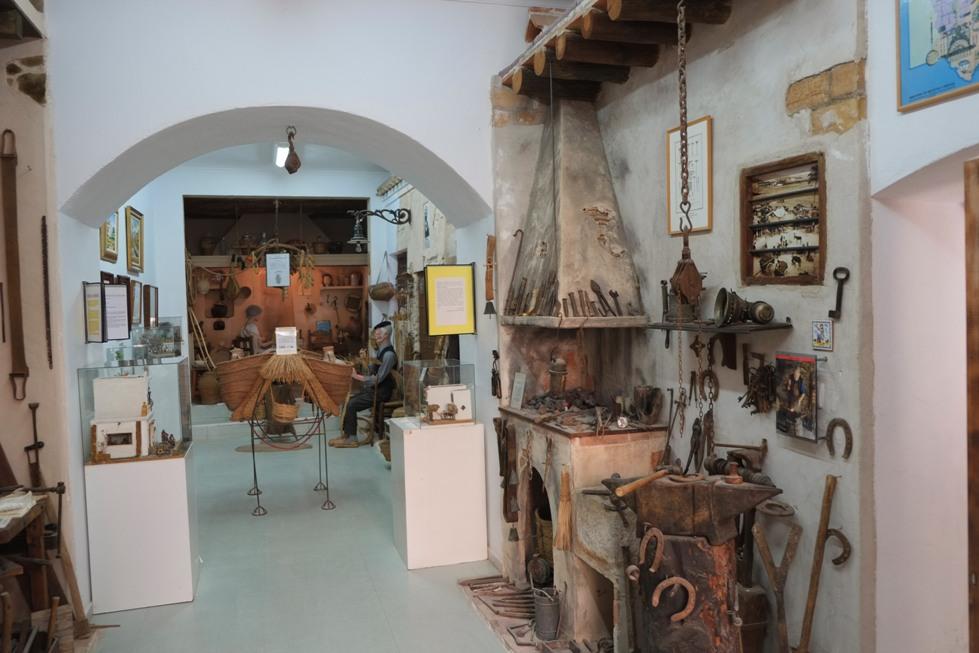 Museo Etnográfico y de oficios en Vera © Fotografía Paco Bonilla