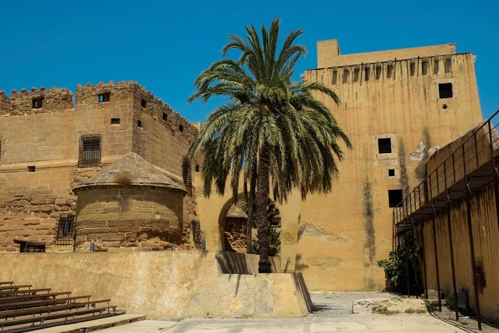 Palacio del Castillo de Los Fajardo transformado en el Museo Antonio Manuel Campoy© Fotografía Paco Bonilla