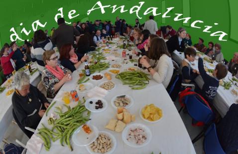 Dia de Andalucia 2017