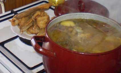 Potaje de bacalao comida tipica de semana santa for Comida semana santa