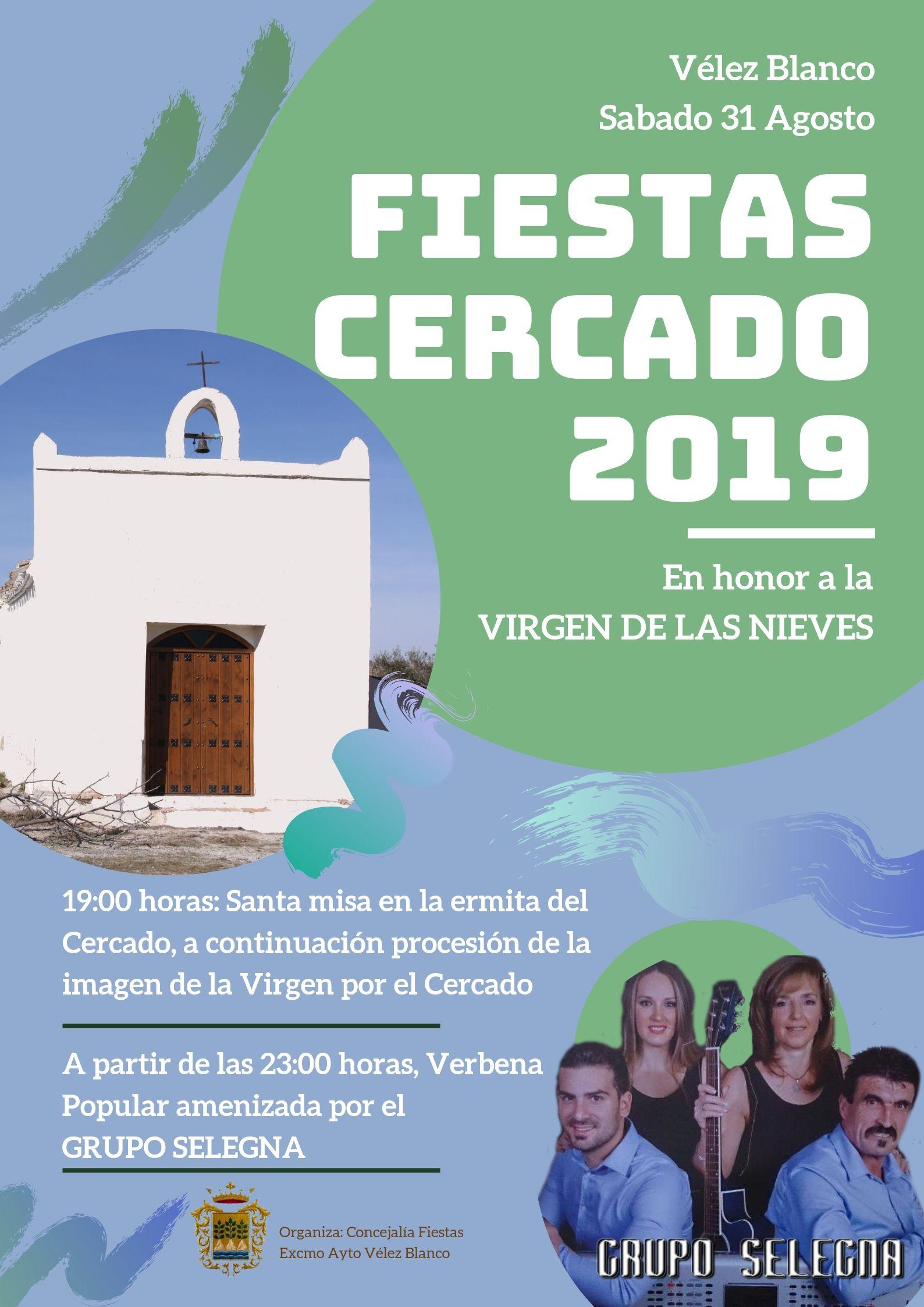 Fiestas Cercado 2019