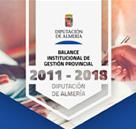Balance institucional de gestión provincial 2011-2018