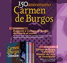 150 Aniversario Carmen de Burgos