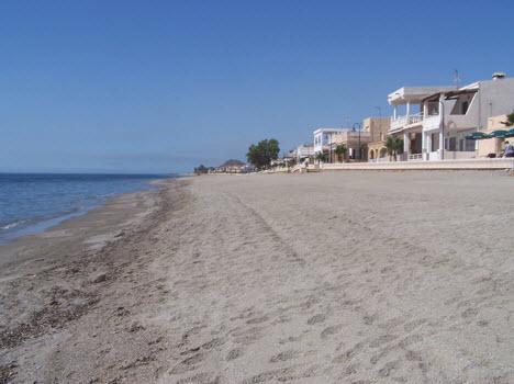 Playa del Pozo del Esparto