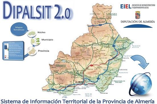 Web Infraestructura Y Equipamientos Locales De La Diputacion De